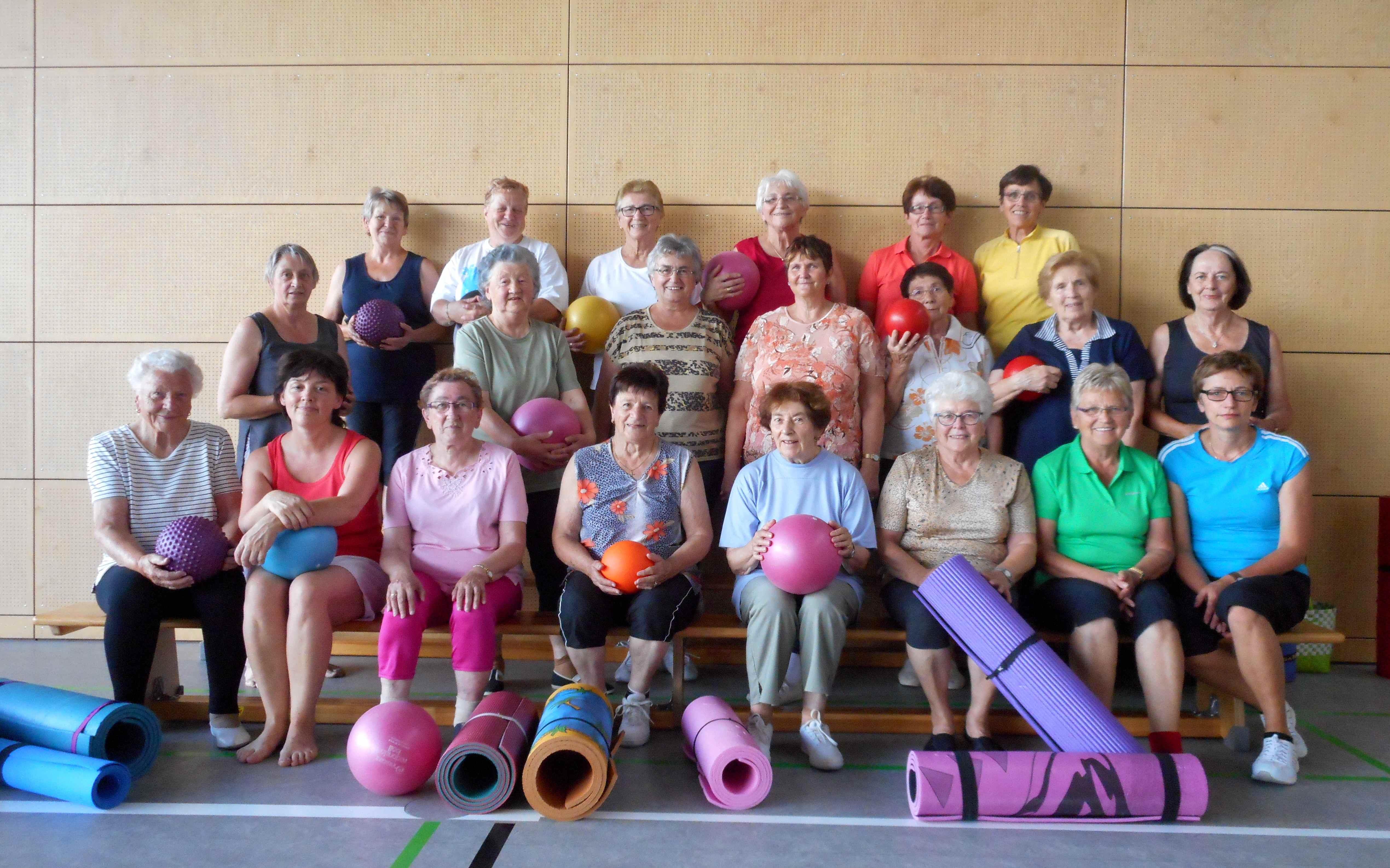 Damen-Senioren Gymnastik