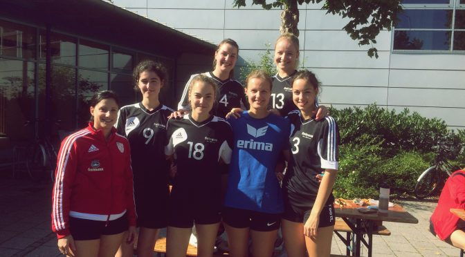 Volleyball Damen 1 – Teilnahme am Keltencup in Manching am 25.09.2016