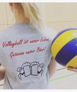 Doppelheimspieltag der Volleyballerinnen der DJK Titting @ Schulturnhalle Titting