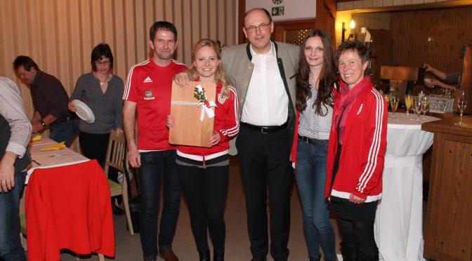 Die DJK Titting gratuliert Andreas Gruber zum 50. Geburtstag!