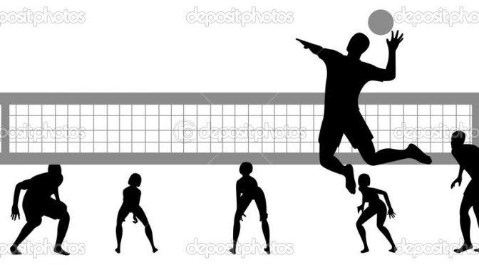 Volleyball: Kreisliga Endspiel in Titting
